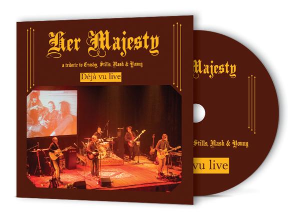 Her Majesty CD